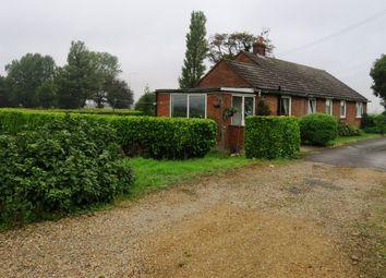 Thumbnail 3 bed bungalow for sale in Grove Farm, Bridge Road, Long Sutton, Spalding, Lincolnshire
