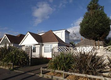 Thumbnail 2 bedroom bungalow for sale in Kinson Avenue, Parkstone, Poole