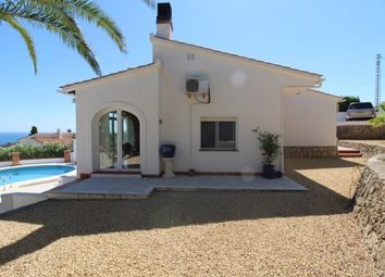 Thumbnail 3 bed villa for sale in Galeretes, Denia, Spain