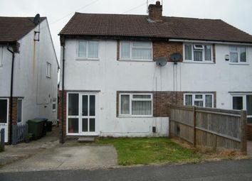 Thumbnail 3 bed semi-detached house for sale in Livingstone Road, Caterham, Surrey