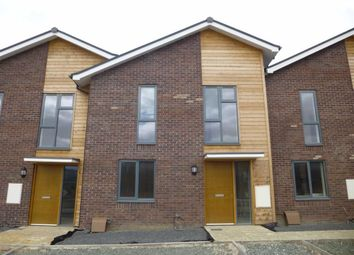 Thumbnail 3 bed terraced house to rent in 6, Burgess Close, Welshpool, Powys