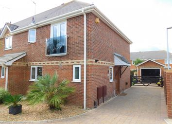 3 bed semi-detached house for sale in Lulworth Close, Hamworthy, Poole BH15