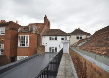 Thumbnail 1 bed flat to rent in St Cyriacs, Chichester