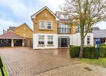 Thumbnail 5 bed detached house for sale in Crofters Close, Deepcut, Camberley