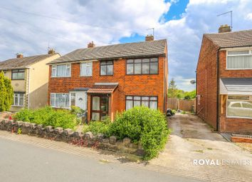 Thumbnail 3 bed semi-detached house to rent in Newbury Lane, Oldbury, West Midlands