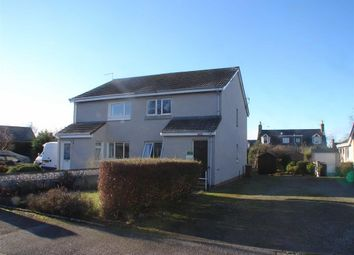 Thumbnail 1 bed flat for sale in Market Drive, New Elgin, Moray