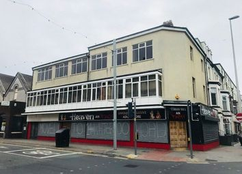 Thumbnail Retail premises for sale in Coronation Street, Blackpool