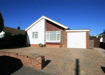 Thumbnail 3 bed detached bungalow for sale in Hereward Way, Wethersfield, Braintree, Essex