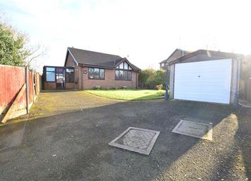 Thumbnail 2 bed bungalow to rent in Hunters Rise, Winsford