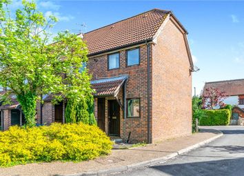 Thumbnail 1 bed end terrace house for sale in Kingsmead Place, Broadbridge Heath, Horsham