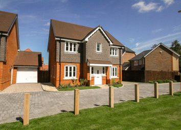 4 bed detached house for sale in Rudgard Way, Liphook GU30
