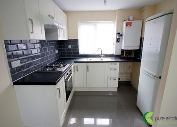 Thumbnail 2 bed flat to rent in Leamouth Road, Beckton
