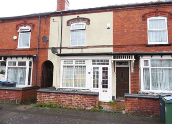 Thumbnail 3 bedroom terraced house for sale in Rawlings Road, Bearwood, Smethwick