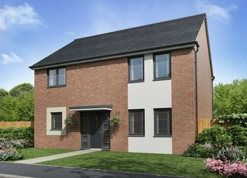 "Thumbnail 4 bed detached house for sale in ""The Lowery"" at Sir Bobby Robson Way, Newcastle Upon Tyne"