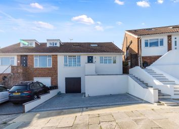 Thumbnail 4 bed semi-detached bungalow for sale in Westdene Drive, Brighton