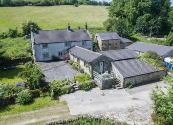 Thumbnail 6 bed equestrian property for sale in Salters Lane, Matlock, Derbyshire