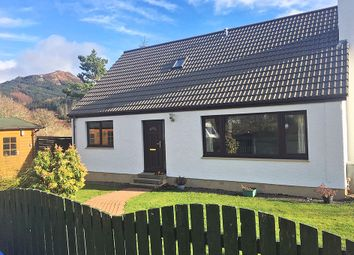 Thumbnail 4 bed detached house for sale in Balmacara, By Kyle Of Lochalsh