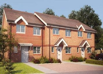 Thumbnail 3 bed terraced house for sale in Bagshot Road, Knaphill, Surrey