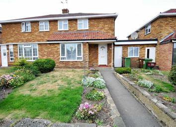 Thumbnail 3 bedroom semi-detached house to rent in Bedonwell Road, Upper Belvedere, Kent
