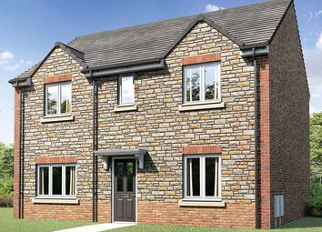 "Thumbnail 4 bed detached house for sale in ""The Leverton"" at Pincots Lane, Wickwar, Wotton-Under-Edge"