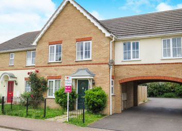 Thumbnail 4 bed terraced house for sale in Thomas Middlecott Drive, Kirton, Boston