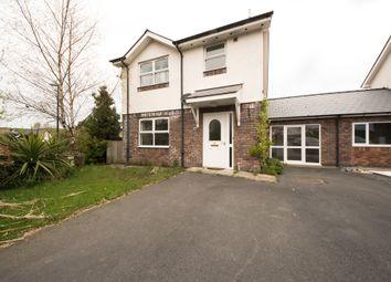 Thumbnail 4 bed link-detached house for sale in Paitholwg, Rhydyfelin, Aberystwyth