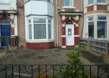 Thumbnail 1 bed flat to rent in Waterloo Road, Blyth