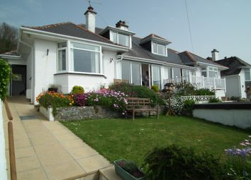 3 bed semi-detached bungalow for sale in Portuan Road, Hannafore, West Looe, Cornwall PL13