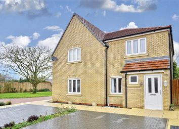 Thumbnail 2 bed semi-detached house for sale in Croft Holme Close, Warboys, Huntingdon, Cambridgeshire