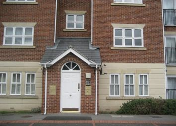 Thumbnail 2 bed flat to rent in Albert Court, Sunderland