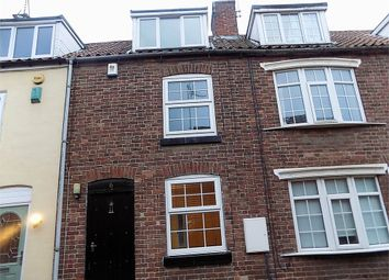 Thumbnail 2 bed terraced house to rent in Ashley Terrace, Worksop, Nottinghamshire
