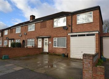 Thumbnail 4 bedroom end terrace house to rent in Cassiobury Avenue, Feltham