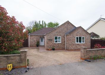 Thumbnail 3 bed bungalow for sale in Sleaford Road, Wigtoft, Boston
