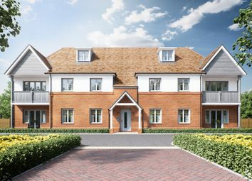 Thumbnail 2 bed flat for sale in Mill View, London Road, Great Chesterford, Saffron Walden