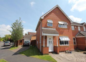 Thumbnail 3 bed semi-detached house for sale in Munnings Drive, Hinckley