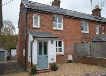 Thumbnail 3 bedroom end terrace house for sale in Woodside Road, Chiddingfold, Godalming