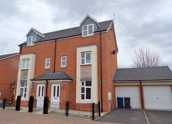 Thumbnail 3 bed town house for sale in Rowan Drive, South Shields