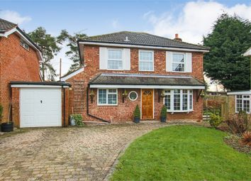 Thumbnail 5 bed detached house for sale in Chesterton Close, East Grinstead, West Sussex
