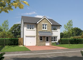 """Thumbnail 5 bed detached house for sale in """"Heddon"""" at Colinhill Road, Strathaven"""