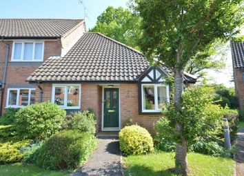 Thumbnail 2 bed terraced bungalow for sale in Pilgrims Close, Chandler's Ford, Eastleigh