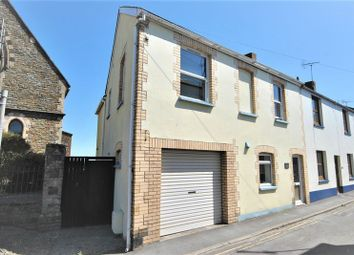 Thumbnail 4 bed end terrace house for sale in North Street, Northam, Bideford