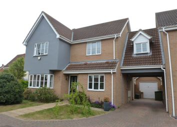 Thumbnail 4 bed link-detached house for sale in Artillery Drive, Dovercourt, Harwich