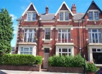 Thumbnail 4 bed property to rent in Rosebery Crescent, Jesmond, Newcastle Upon Tyne