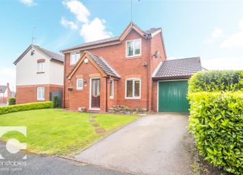 Thumbnail 3 bed detached house for sale in Sunningdale Way, Little Neston, Neston