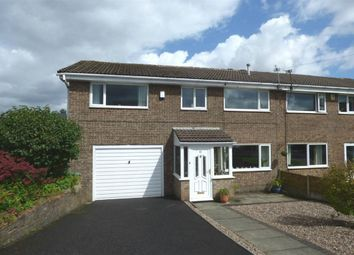 Thumbnail 5 bedroom semi-detached house for sale in Normandy Crescent, Radcliffe, Manchester