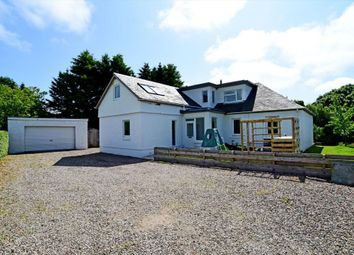Thumbnail 5 bed detached house for sale in Red Braes, Airlie, Kirriemuir