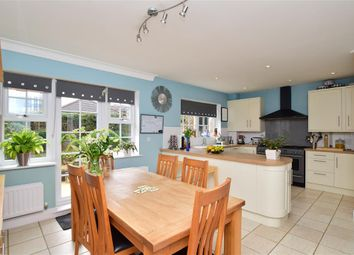 Greensleeves Way, Kings Hill, West Malling, Kent ME19. 5 bed detached house