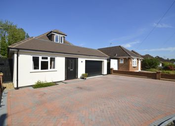 Thumbnail 4 bed bungalow for sale in Hazel Road, Park Street, St.Albans
