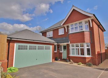 Thumbnail 4 bed detached house for sale in Wintour Drive, Lydney, Gloucestershire