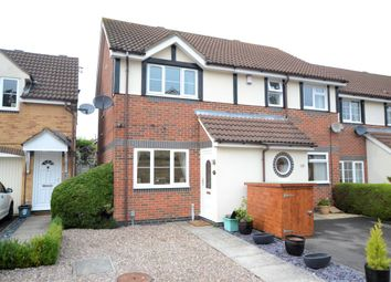 Thumbnail 2 bed end terrace house for sale in Oatfield, Quedgeley, Gloucester